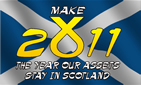 MAKE 2011 THE YEAR OUR ASSETS STAY IN SCOTLAND